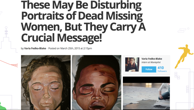 http://moviepilot.com/posts/2015/03/25/these-may-be-disturbing-portraits-of-dead-missing-women-but-they-carry-a-crucial-message-2810308?lt_source=external,manual,manual
