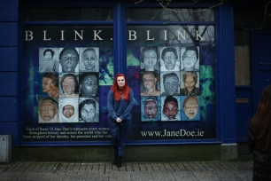 Blink. Installation in Waterford City